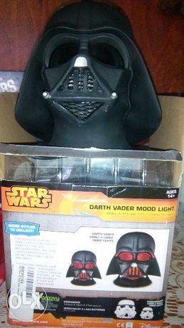 Lampa 3d Darth Vader