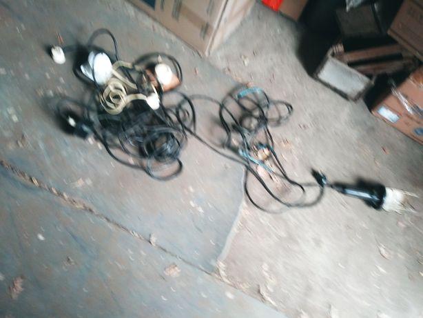 Продам фонарь для погреба с вдлинителем на всю длину гаража