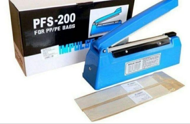 Aparat sigilat lipit pungi PFS200 PFS300 PFS400 NOU