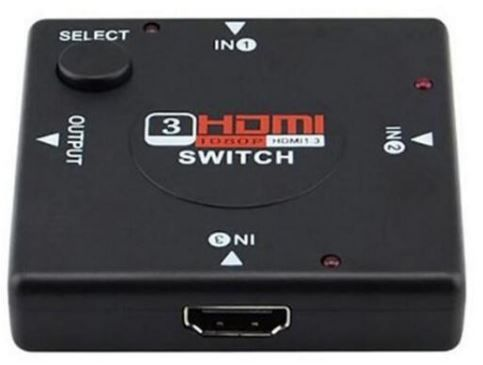 HDMI 2K swich 3 to 1