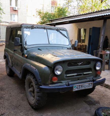 Продам УАЗ-469 в хорошем состоянии