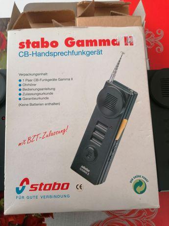 Aparat radio emisie/receptie Stabo Gamma2