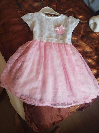 Rochiță eleganta de fetițe de la 1-2 ani stare foarte bună