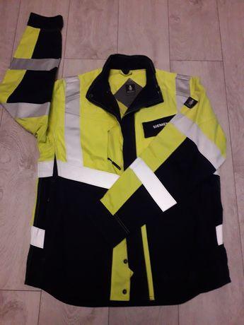 Jacheta lucru/protectie Mascot Biel M/L-L