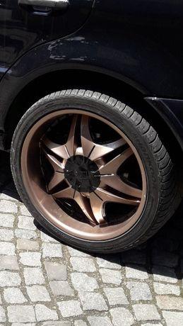 "Джанти Mercedes 5x112/5x130- 22""цола"