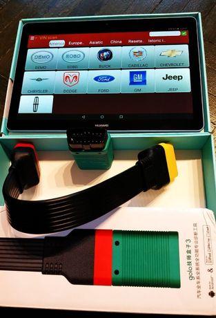 Tester auto Diagnoza launch x431 easydiag 3.0 versiune 2020 +Huawei 10