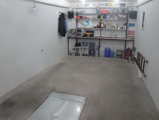 Продам капитальный гараж-бокс