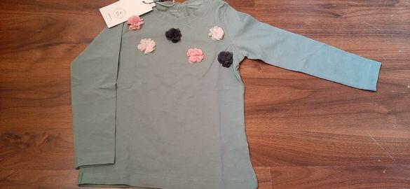Блуза за момиче Name It.