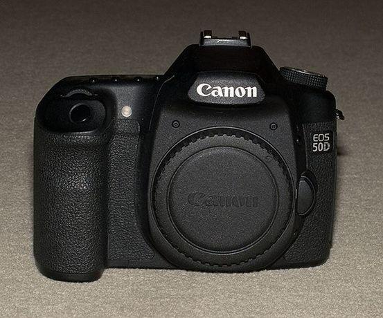 Canon 50D body + accesorii