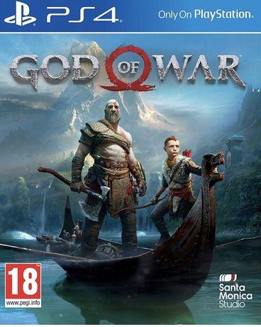 God of War / PS4 / Игра / НОВА ЗАПЕЧАТАНА/ Playstation4 / TV