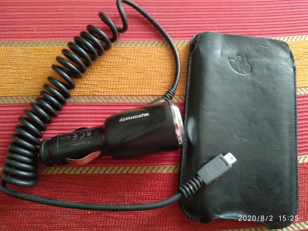 Blackberry bold: Husa & Incarcator mașină