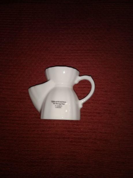 Cana ceramica bărbierit noua, Anglia.