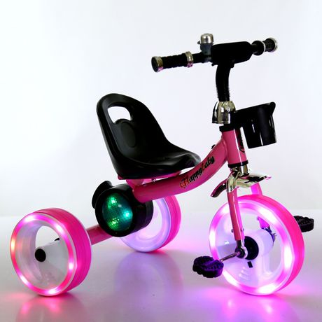 Triciclete Full Lights pentru copii
