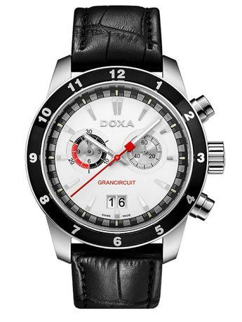 Ceas Doxa Grancircuit Chronograph