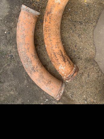 Канализационные трубы / чугунные