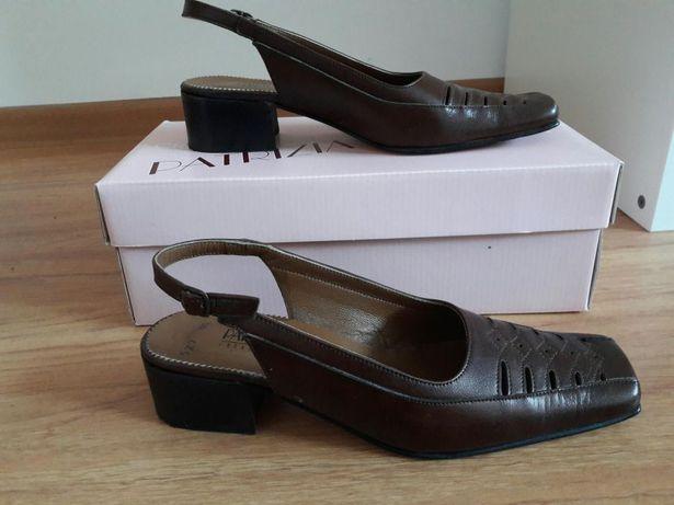 Pantofi/Sandale piele Patrizia Rigotti 36-37