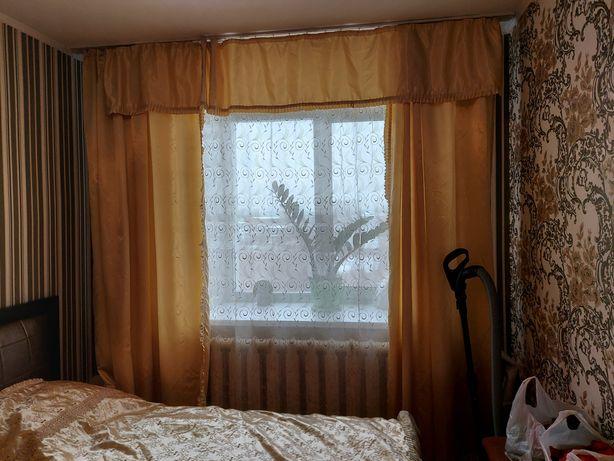 Продам набор для спальни Шторы,тюль и покрывало для кровати!