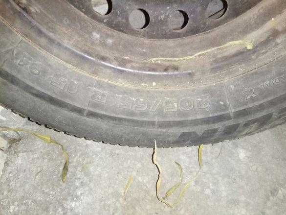 Резервна гума BMW 205/65/15