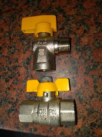 Кранове за газова инсталация