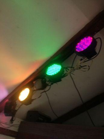 lumni discoteca bar terasa led si controler