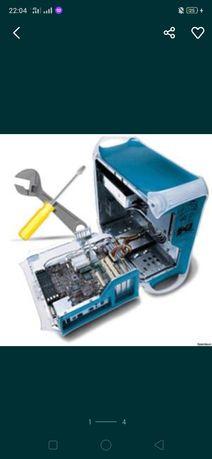 Ремонт компьютеров и других устройств. Гарантия качества