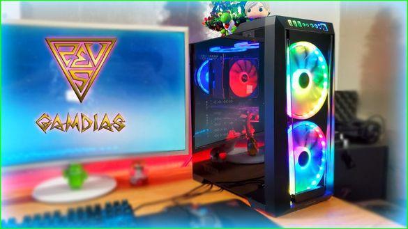 Gaming Ryzen 3600x/16GB-3200MHZ/AMD Rx -570 4GB /256 SSD+2TB HDD нов