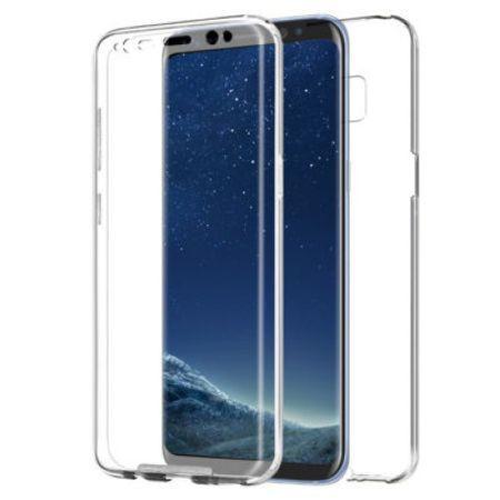 Capac de protectie Full TPU 360° (fata + spate) Samsung Galaxy Note 8