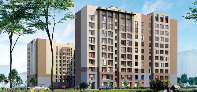 Продается 2 комнатная квартира в ЖК Salem 46.78 м2
