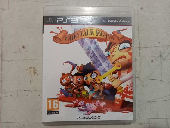 Fairytale Fights за PlayStation 3 PS3