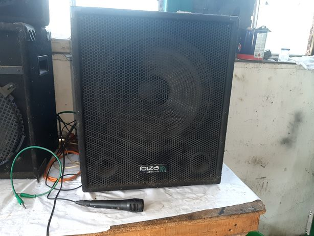 Bass activ 800w +2 sateliti