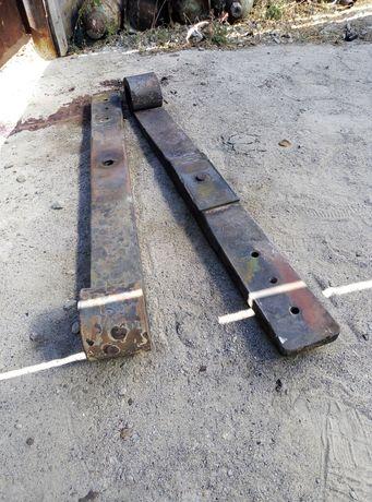 Продам мост, рессоры на прицеп фуры.