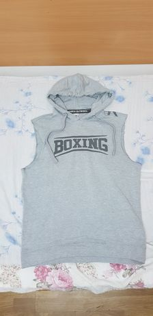 Tricou cu gluga boxing