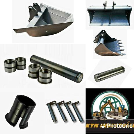 Cupa buldoexcavator, miniexcavator, bolturi, bucse toate dimensiunile