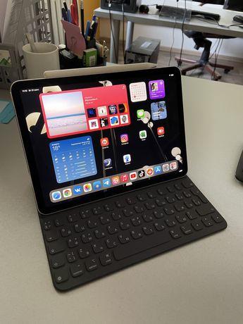 iPad Air 4 64GB Silver + Pencil + Smart Keyboard