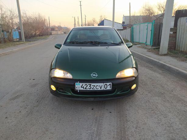 Opel Tigra  Опель Тигра