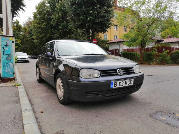 Vând VW Golf 4 1.9 TDI - motor ALH Euro 3 (2004)