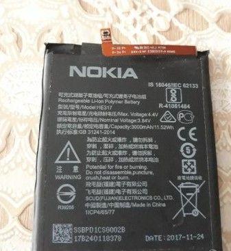 Nokia 6 ТА-1021, ТА-1033 - За части