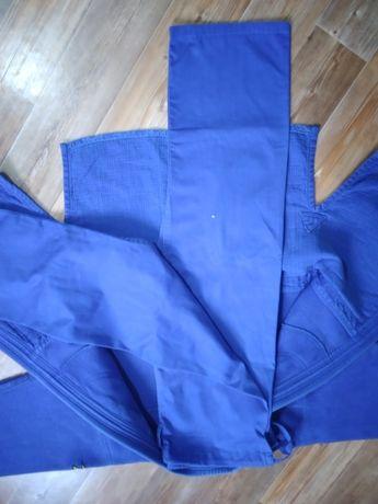 Кимано для дзюдо рост 160/3 Мизуна ии в подарок коричневый  пояс 265см