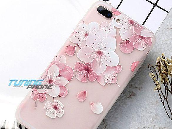 Кейс за iphone 7/8/Plus Cherry Spring Blossom