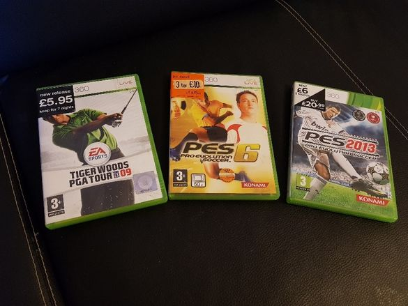 Игри за Xbox 360
