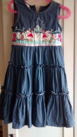 Дънкова рокля Monsoon
