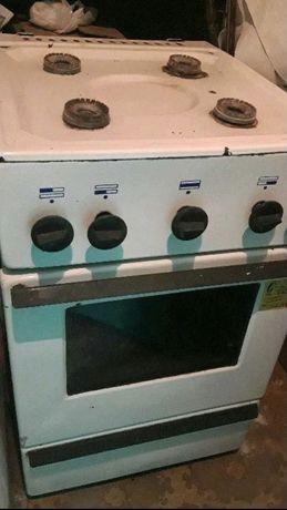 Газ печь плита