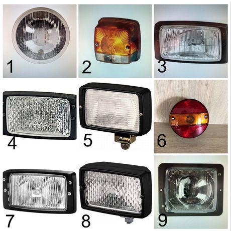 Faruri lampa semnalizare proiector stopuri tractor Fendt Jhon Deere