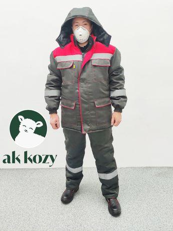 Зимняя спецодежда, зимняя куртка, зимний костюм,