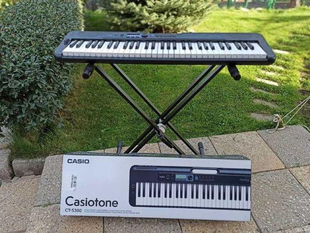 Синтезатор Casiotone CT-S300 + ПОДАРОК!