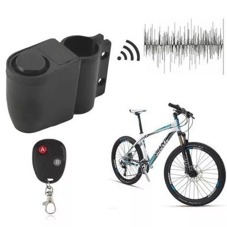 Сигнализация для велосипеда, самоката, противоугонный замок.