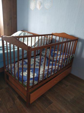 Кровать детская от 0-3 лет