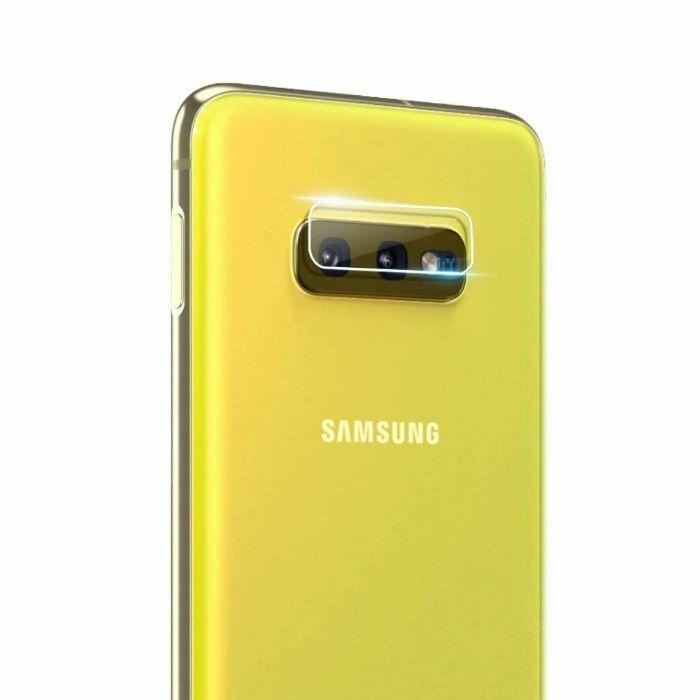 Стъклен протектор за камера SAMSUNG GALAXY S10, S10Е, S10+, S20