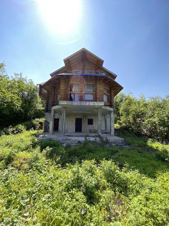 Срочно продаем дом деревянный (со сруба).