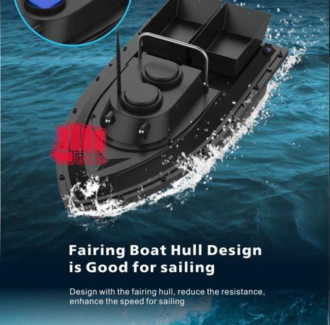 Лодка за захранка 2020 + автопилот модел с Гаранция